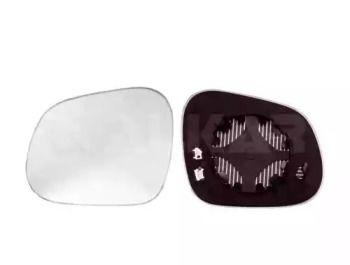 Правое стекло зеркала заднего вида на SEAT ALTEA ALKAR 6432059.