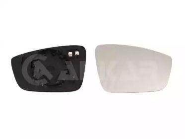 Правое стекло зеркала заднего вида на SEAT TOLEDO 'ALKAR 6432093'.