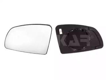 Правое стекло зеркала заднего вида 'ALKAR 6432752'.