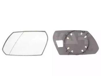 Ліве скло дзеркала заднього виду 'ALKAR 6451377'.