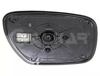 Ліве скло дзеркала заднього виду на MAZDA CX-7 ALKAR 6471658.