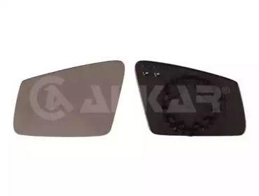 Ліве скло дзеркала заднього виду на Mercedes-Benz W212 ALKAR 6471709.