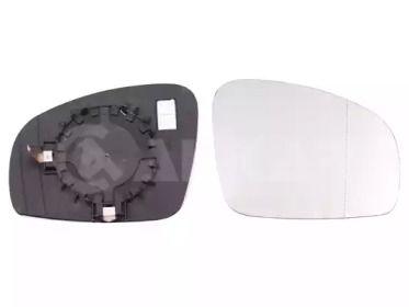 Праве скло дзеркала заднього виду на Шкода Румстер 'ALKAR 6472559'.