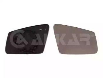 Праве скло дзеркала заднього виду на Mercedes-Benz W212 ALKAR 6472709.