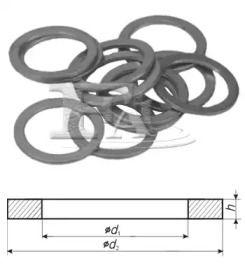 Уплотнительное кольцо 'FA1 397.980.100'.