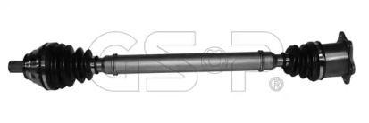 Передняя правая полуось на Шкода Октавия А5 'GSP 254011'.