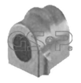 Втулка переднього стабілізатора GSP 512458.