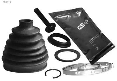 Комплект пыльника ШРУСа на SKODA OCTAVIA A5 'GSP 780115'.