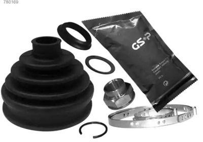 Комплект пыльника ШРУСа на Шкода Октавия А5 'GSP 780169'.