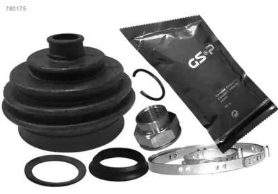 Комплект пыльника ШРУСа на SEAT LEON 'GSP 780175'.