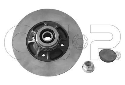 Тормозной диск 'GSP 9225040K'.