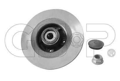 Тормозной диск 'GSP 9225041K'.