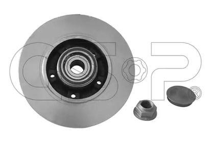 Тормозной диск 'GSP 9230137K'.