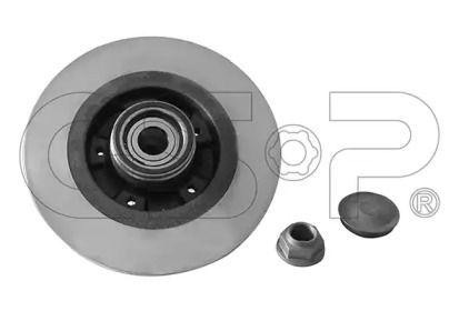 Тормозной диск 'GSP 9230138K'.