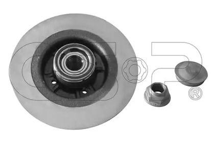 Тормозной диск 'GSP 9230140K'.