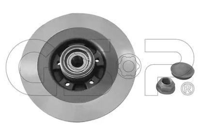 Тормозной диск 'GSP 9230142K'.