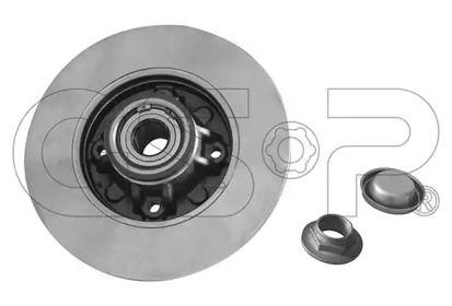 Тормозной диск 'GSP 9230146K'.