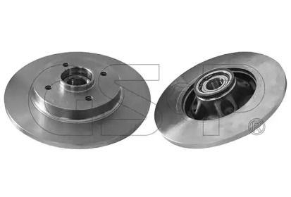 Тормозной диск 'GSP 9230148'.
