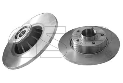Тормозной диск 'GSP 9235025'.