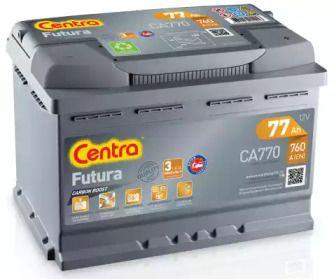Акумулятор на Мазда Триб'ют 'CENTRA CA770'.