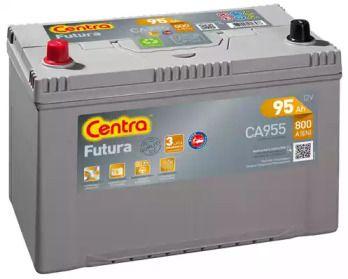 Акумулятор на ISUZU MIDI 'CENTRA CA955'.