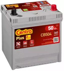 Аккумулятор CENTRA CB504.
