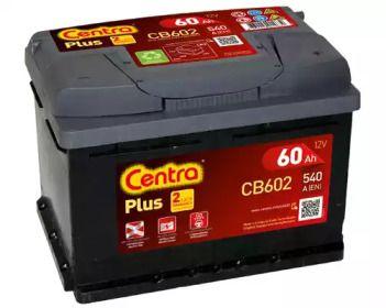 Акумулятор на FORD MUSTANG 'CENTRA CB602'.