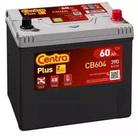 Акумулятор на MAZDA PREMACY 'CENTRA CB604'.