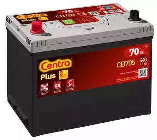 Акумулятор на Ісузу Міді 'CENTRA CB705'.