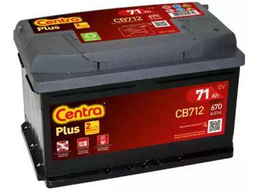 Акумулятор CENTRA CB712.