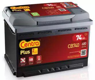 Акумулятор на Мазда Триб'ют 'CENTRA CB740'.
