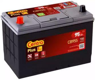 Акумулятор на Ісузу Міді 'CENTRA CB955'.