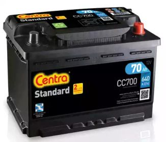 Акумулятор на MAZDA TRIBUTE 'CENTRA CC700'.