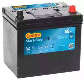 Акумулятор на Мазда СХ5 CENTRA CL604.