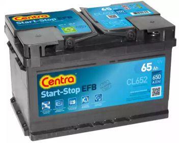 Акумулятор CENTRA CL652.