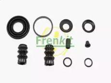 Ремкомплект заднего тормозного суппорта на Рено Кенго 'FRENKIT 238038'.