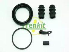 Ремкомплект переднего тормозного суппорта на Рено Кенго 'FRENKIT 254080'.