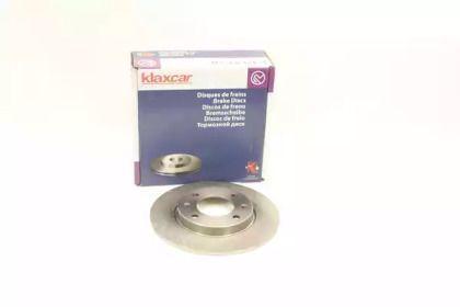 Тормозной диск на PEUGEOT 106 KLAXCAR FRANCE 25073z.