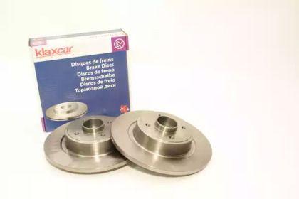 Тормозной диск 'KLAXCAR FRANCE 25859z'.