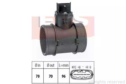 Регулятор потоку повітря EPS 1.991.155.