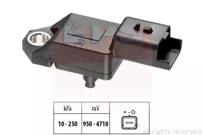 Датчик давления наддува на CITROEN BERLINGO EPS 1.993.034.