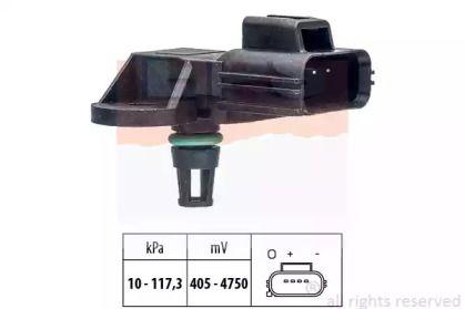Датчик тиску наддуву на MAZDA MPV EPS 1.993.151.