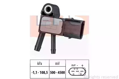 Датчик тиску наддуву на Мерседес W211 EPS 1.993.269.