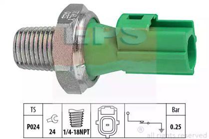 Датчик тиску масла на Мазда Триб'ют 'EPS 1.800.146'.