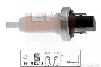 Датчик стоп-сигналу EPS 1.810.001.