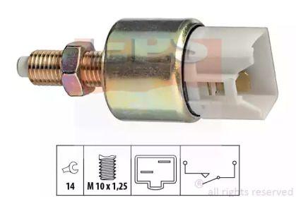Датчик стоп-сигналу 'EPS 1.810.120'.