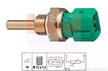 Датчик, температура охолоджуючої рідини на MAZDA MX-5 'EPS 1.830.211'.
