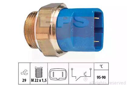 Датчик включення вентилятора EPS 1.850.032.