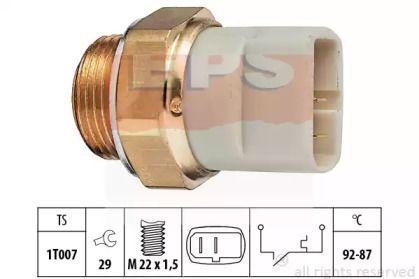 Датчик включення вентилятора EPS 1.850.049.