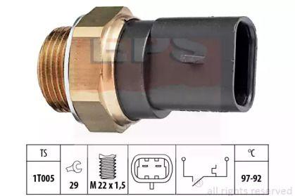 Датчик включення вентилятора EPS 1.850.103.
